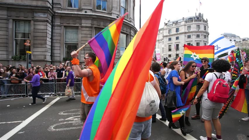 Last year, June was National Pride Month This year, it