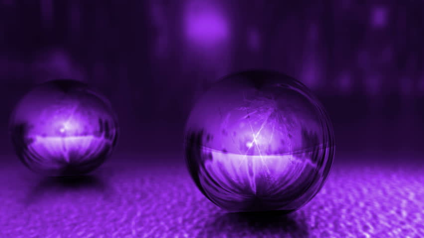 3d Shattered Glass Balls Stock Footage Video 1064128 ...