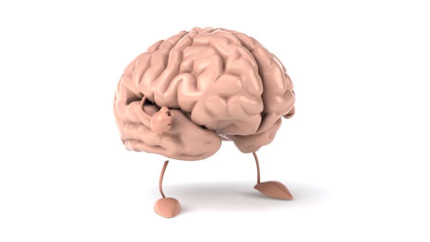 Animated human brain - photo#11
