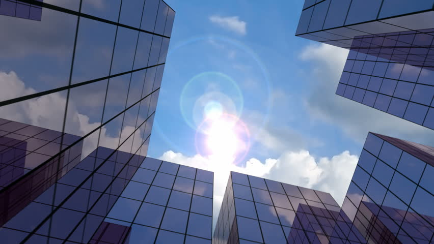 Corporate buildings 2, HD version. | Shutterstock HD Video #111361