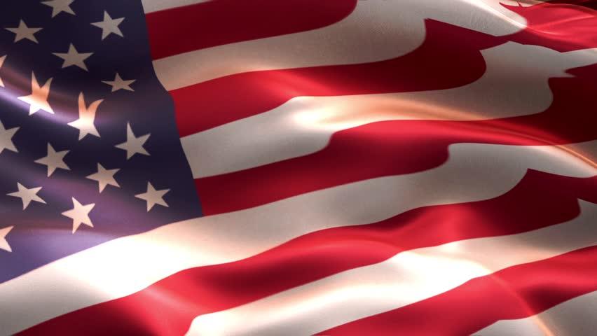 Patriotic American Stock Footage Video - Shutterstock