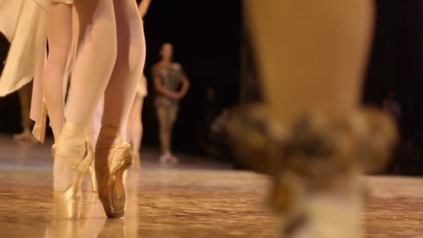ballet - HD stock video clip