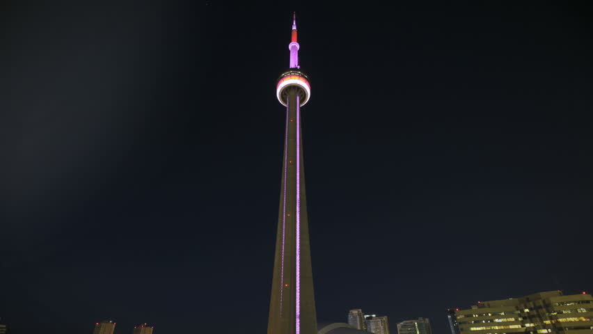Toronto Canadian National Tower