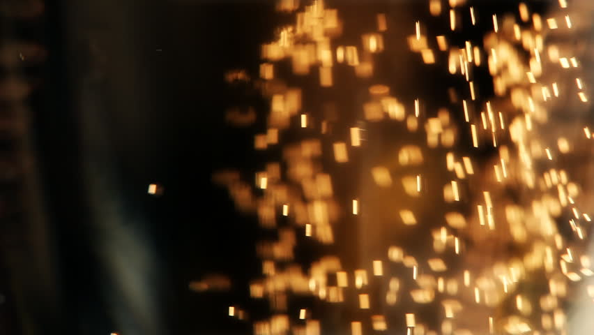 shiny golden lights stock - photo #33