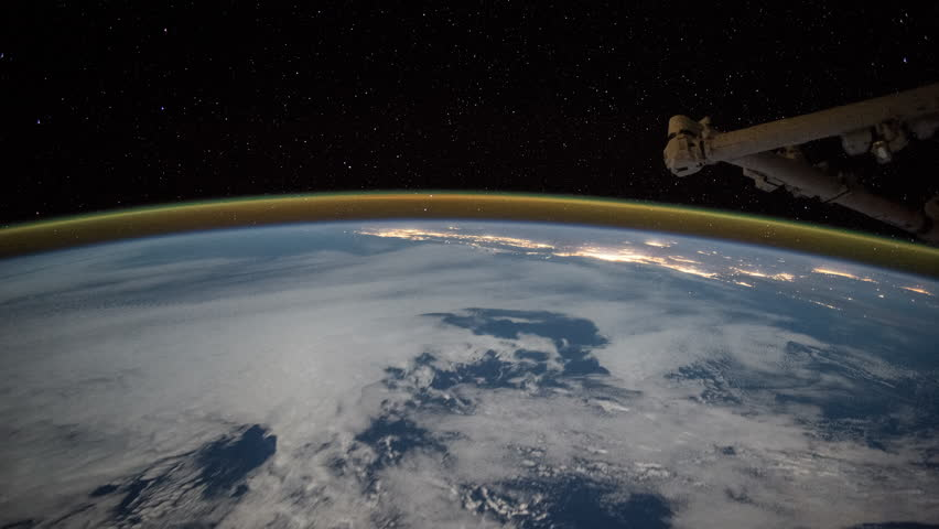 27th august 2015 planet earth seen from the international for Space station usa