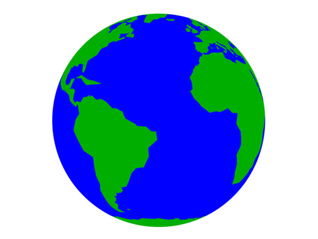 planet earth globe - photo #22