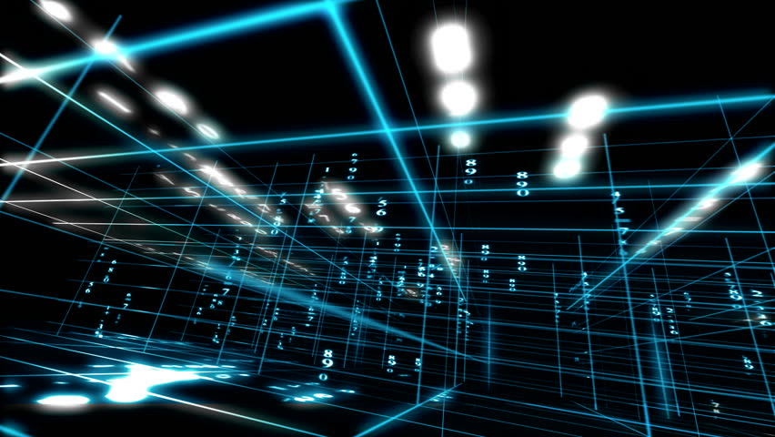 computers_data - HD stock video clip