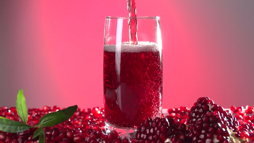 Slow Juicer Pomegranate : Fresh Pomegranate Seeds Stock Footage video 7564960 - Shutterstock