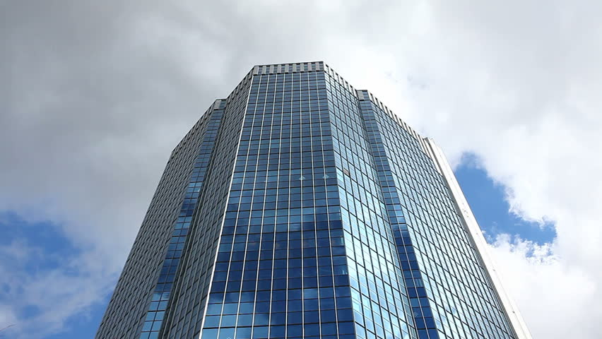 skyscraper time-lapse