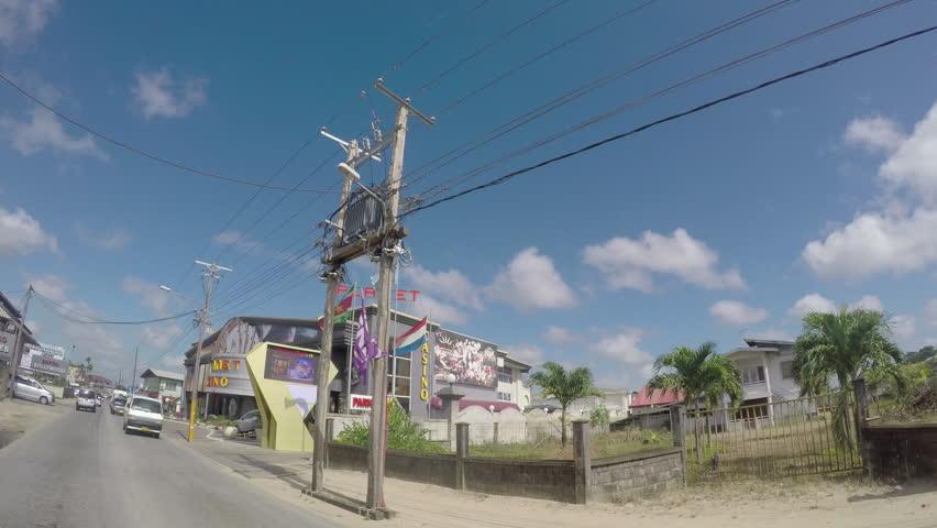 Header of Paramaribo