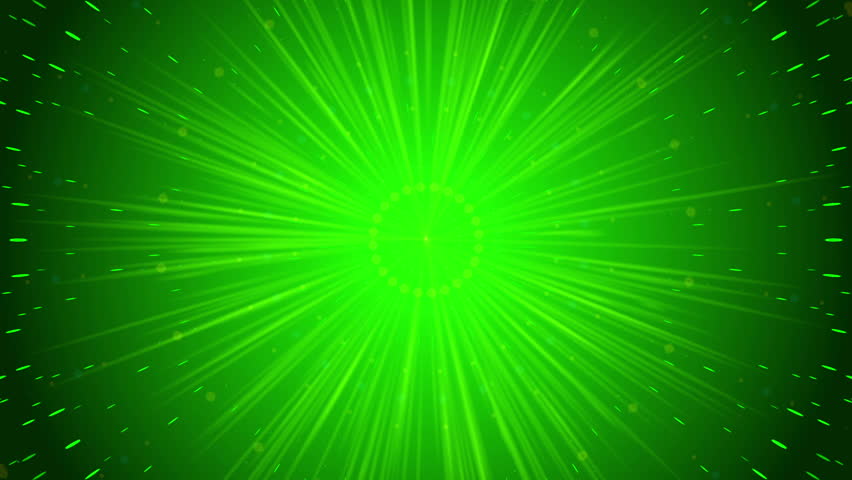 green rays background - photo #6