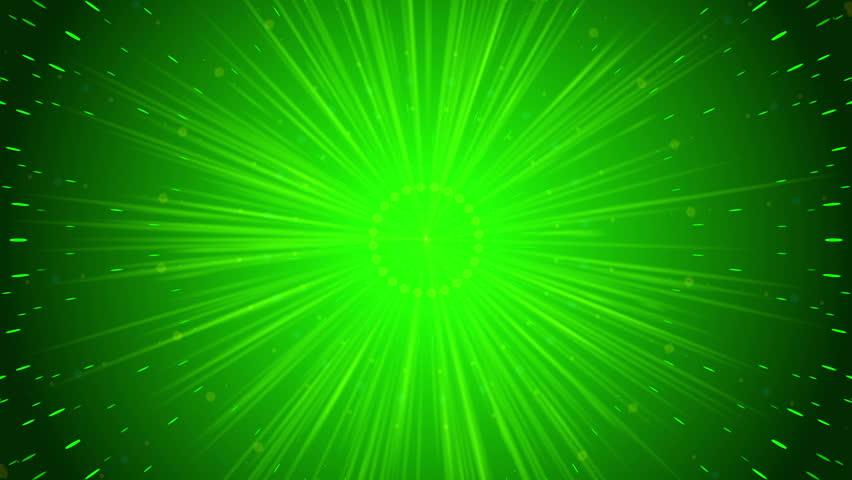 green rays background - photo #6