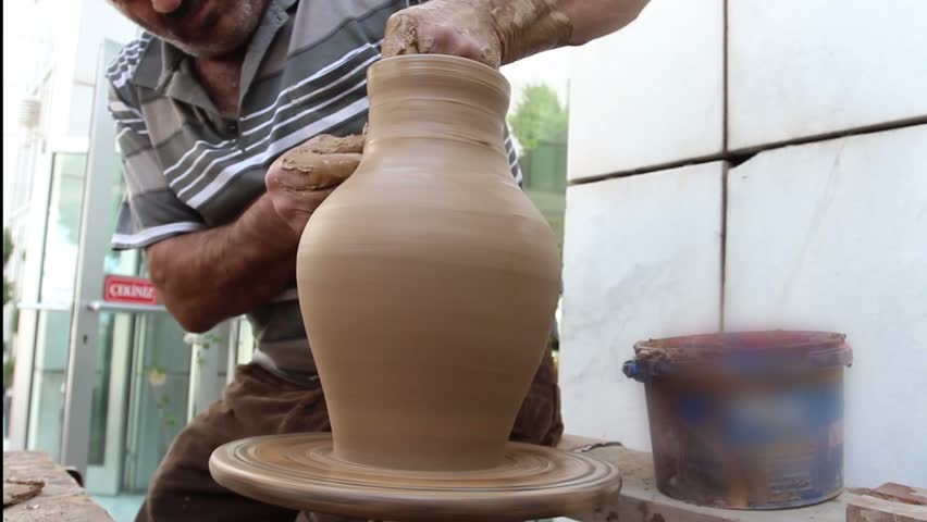 Pottery master | Shutterstock HD Video #14764054
