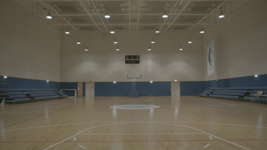Basketball hoop footage page 3 stock clips for How wide is a basketball court