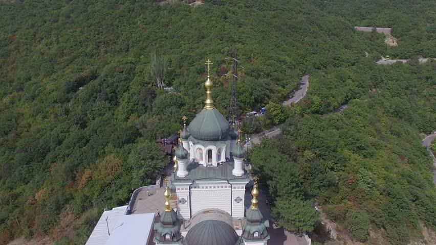 Foros Church | Shutterstock HD Video #15516157