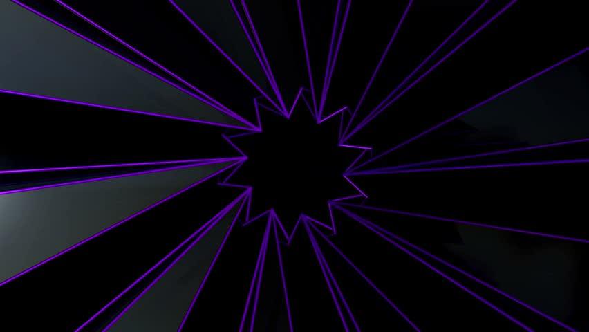Triangle - Dark Series - Center