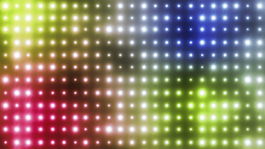 Disco Wall, Club Space Background. Stock Footage Video 1193464 ...