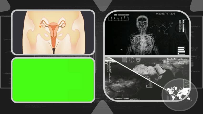 Vagina in analysis | Shutterstock HD Video #16055374
