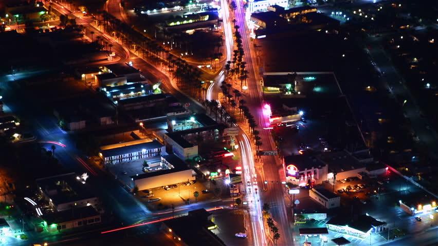 Las Vegas Cityscape 22 Time Lapse Loop The Strip | Shutterstock HD Video #16505815