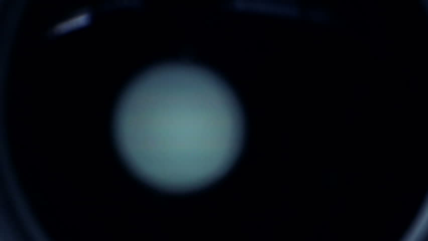 Close-up View of Zooming Camera Lens in a Digital Photo Camera. Full HD 1920x1080 Video Clip