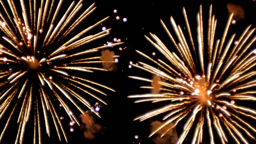 Real colourful Fireworks display. | Shutterstock HD Video #16639780