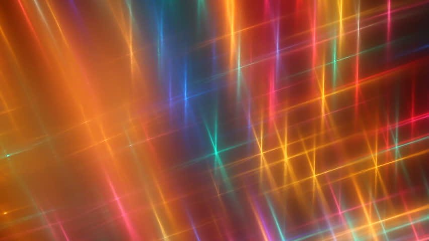 Colored light background - HD stock footage clip