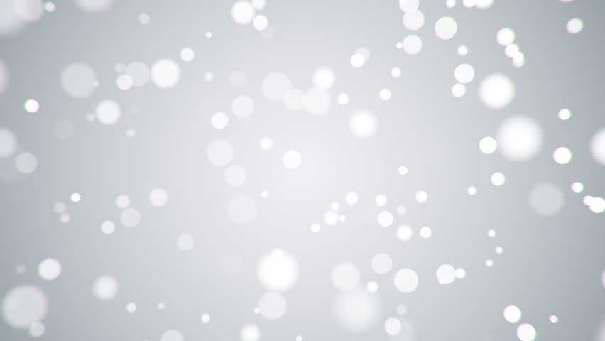 Abstract background with beautiful flickering particles. Underwater bubbles in flow. Animation of seamless loop. | Shutterstock HD Video #16702969