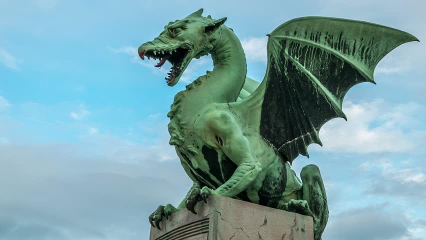 Dragon Definition: Green Dragon Definition/meaning