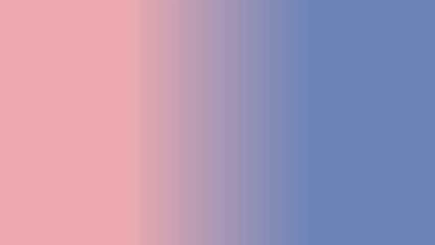 Abstract black numbers on 2016 Pantone color mix (Rose Quartz and Serenity) gradient background