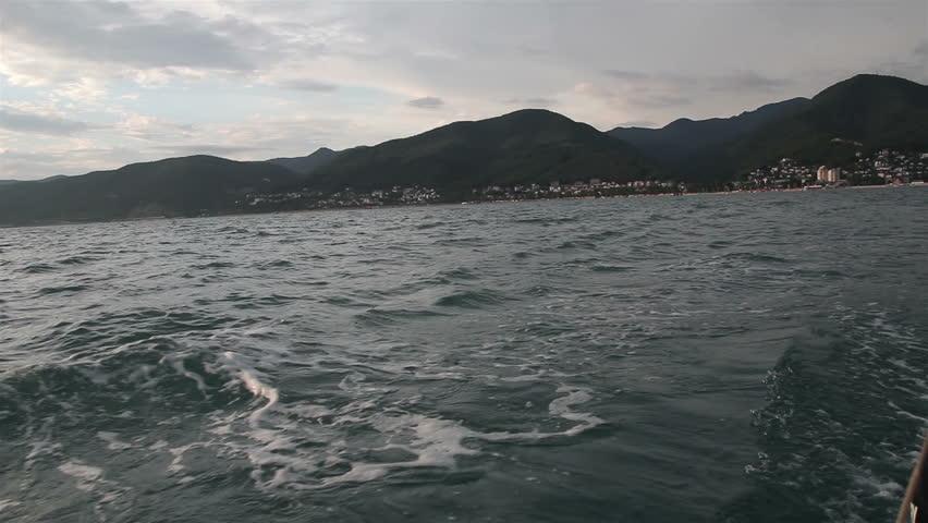 Landscape of Black Sea Coast #16931866