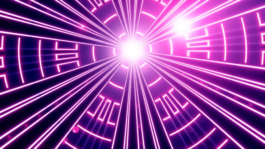Led light Line animation background | Shutterstock HD Video #17041099