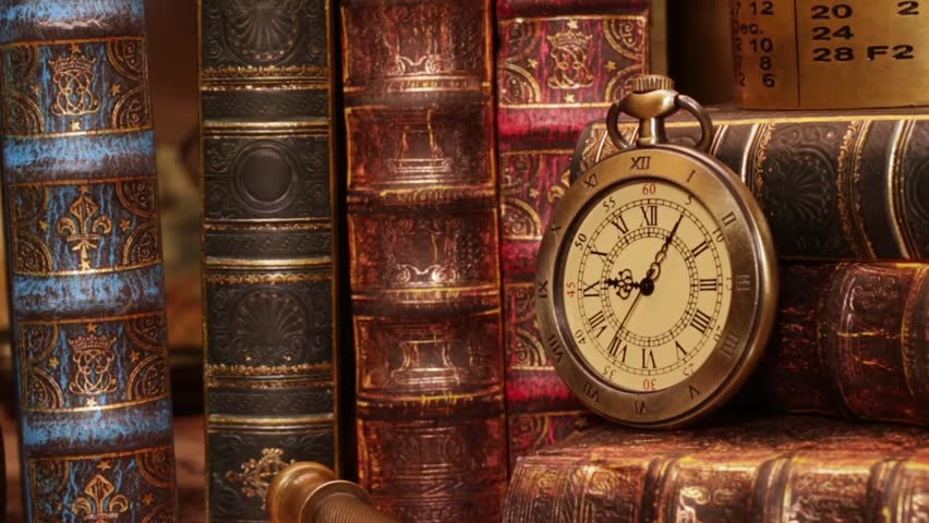 Sports Wallpapers Backgrounds Hd By Pocket Books: Vintage Antique Pocket Watch Against The Background Of Old