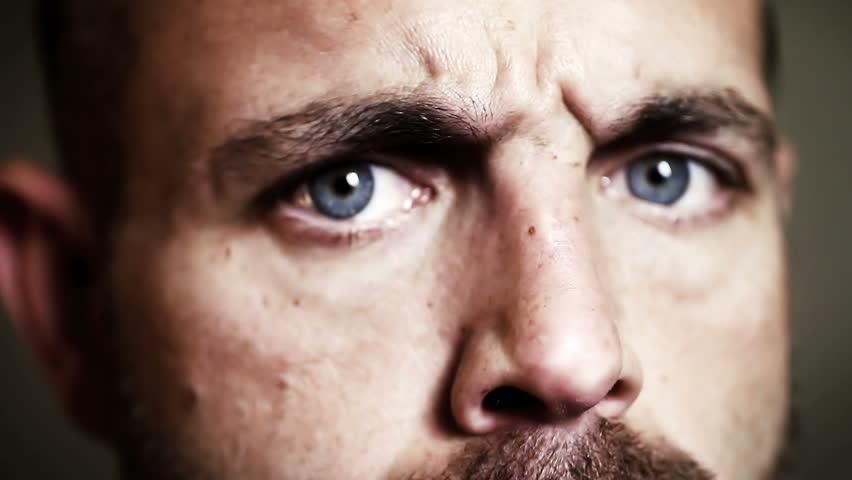 angry eyes man - photo #11