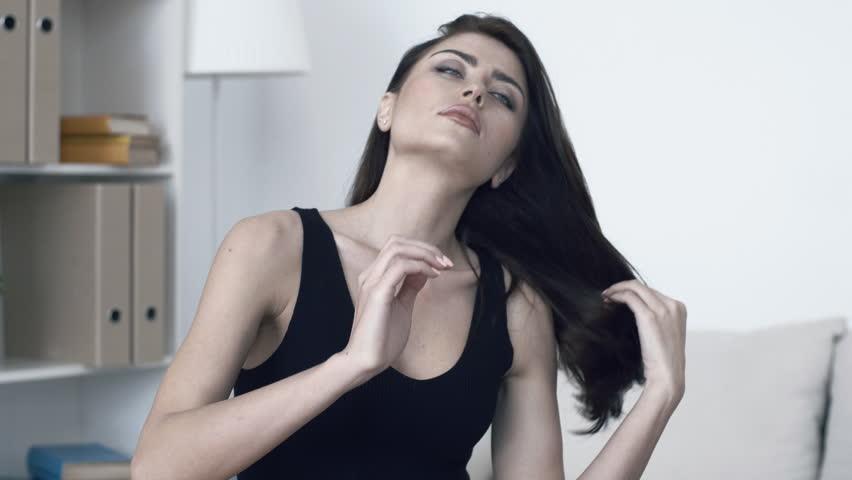 Sex porno erotic body massage video