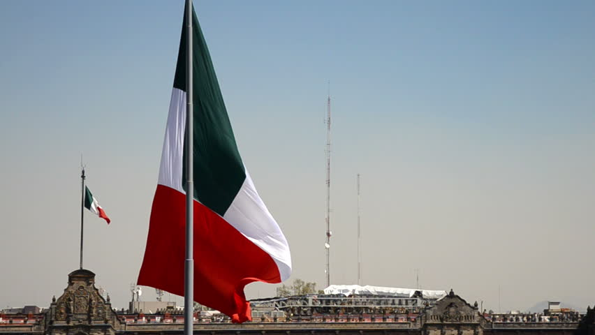 Header of Mexico