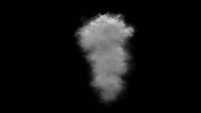 Steam Workshop 4k Animated Pubg Wallpaper: High-detailed Dark Smoke, With Alpha (high Definition