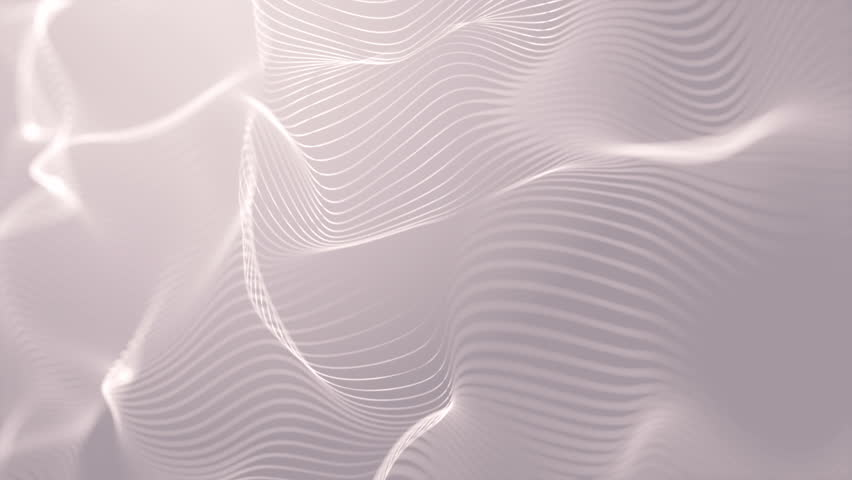 Abstract background with light lines and stripes. Animation of seamless loop. | Shutterstock HD Video #18145012