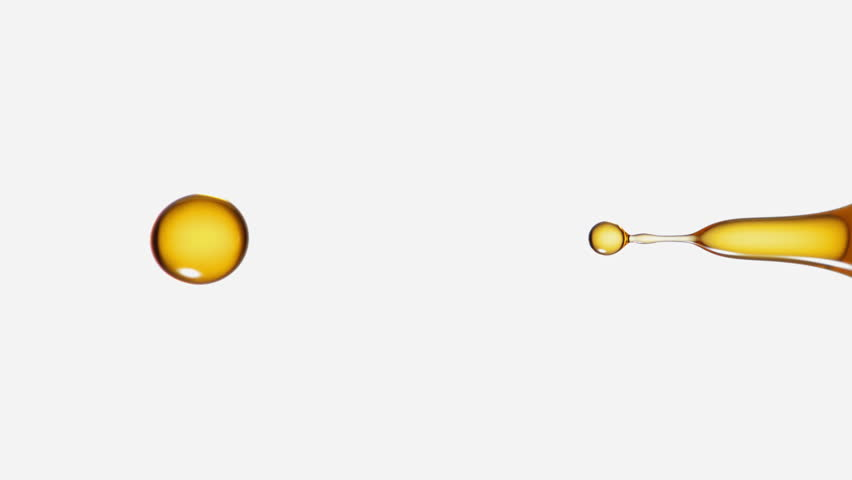 A single droplet of oil falling into swirl of milky liquid. Shot with high speed camera, phantom flex 4K. Slow Motion. | Shutterstock HD Video #19045993