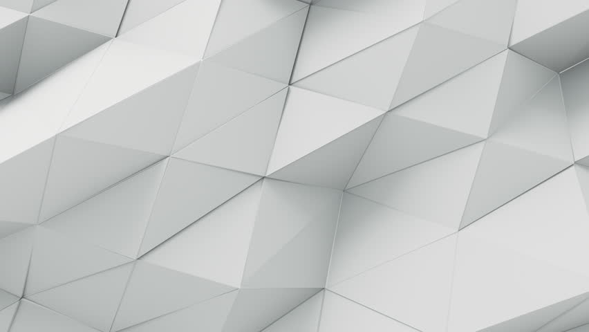 Abstract Triangle Background Random Motion, 3d Loopable Animation 4k | Shutterstock HD Video #19181281