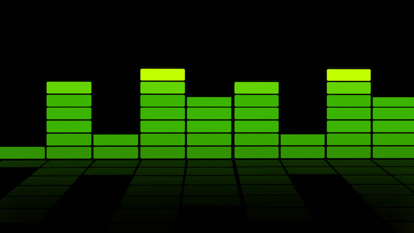 audio equalizer bars stock footage video 886519 shutterstock