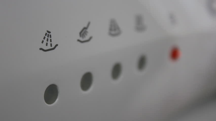 dishwasher - HD stock footage clip