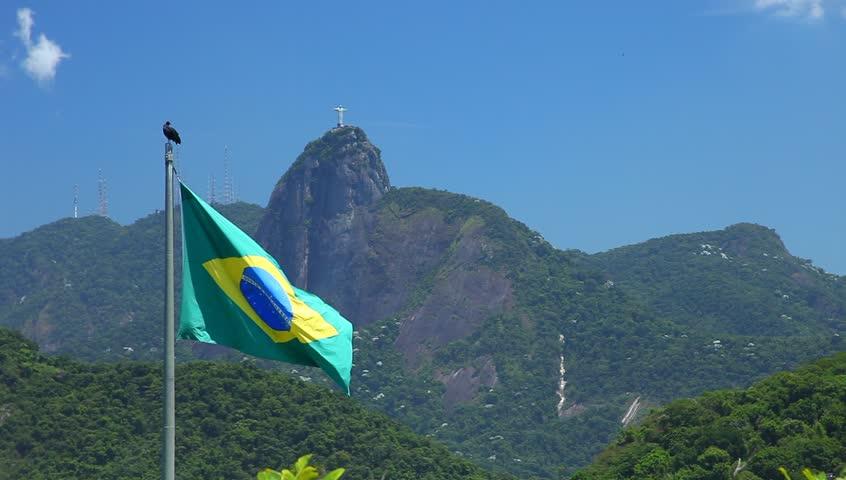 Rio de Janeiro, Brazil - HD stock footage clip