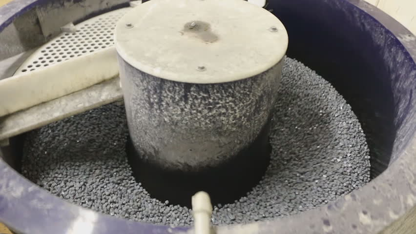 Header of Abrasive Material