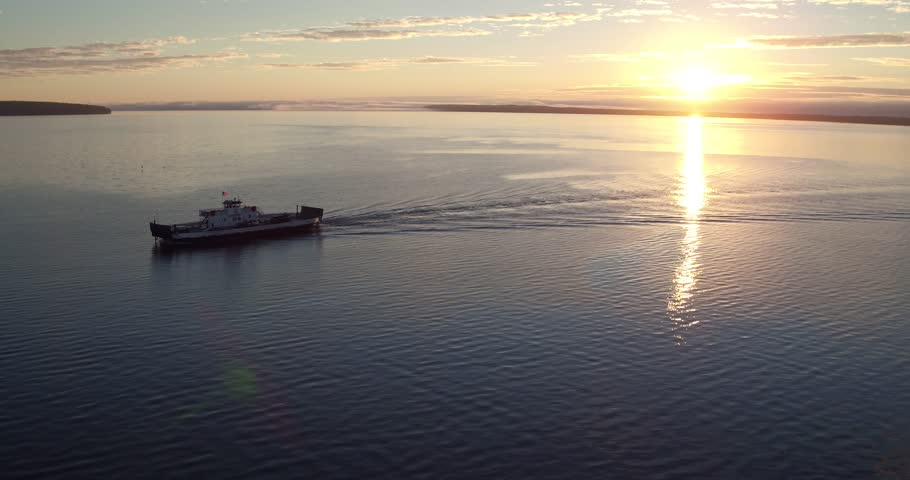Hayfield Wisconsin Fall Coast Sunrise_022 | Shutterstock HD Video #20122420