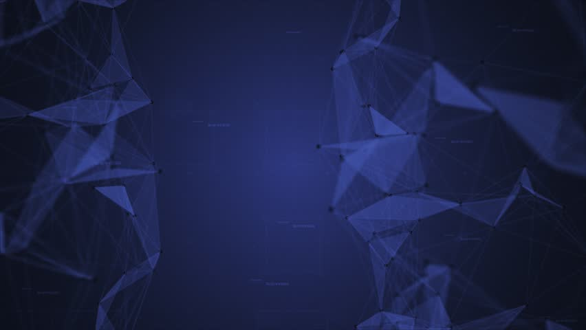 Network futuristic concept - loop background | Shutterstock HD Video #21070048