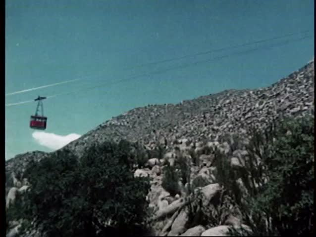 Body of man thrown from aerial tram