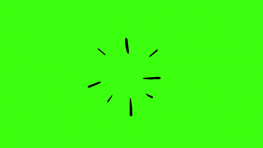 2d Cartoon FX Pack 4K 10 Shape Elements. Pre-rendered with green background with 4K resolution. Just drop the .mov files straight into your project. | Shutterstock HD Video #21112996
