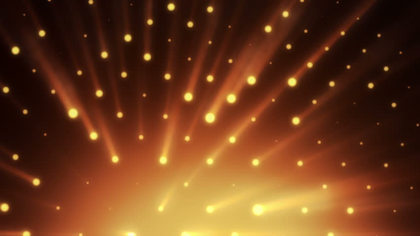 Abstract background with wall from lamps of bright light. Glowing and bright light bulbs. Projector of light rays. Animation of seamless loop. | Shutterstock HD Video #21158932