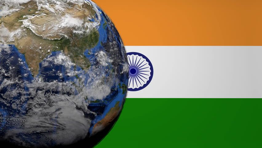 For Indian Flag Hd Animation: HD Loop Stock Footage Video
