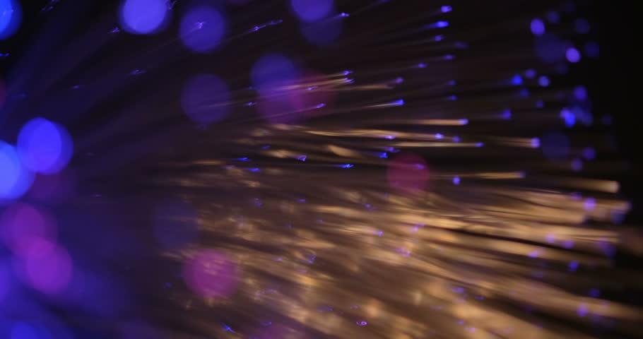 Fiber optic light background texture | Shutterstock HD Video #22103554
